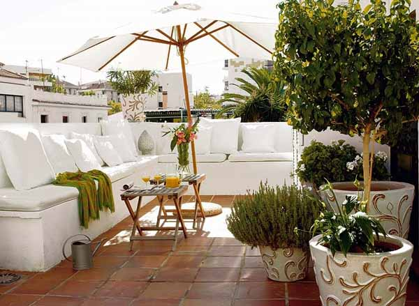 Cool Summer Terraces
