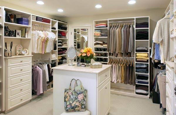 Pics photos 50 cool walk in closet design ideas - Cool walk in closet ideas ...