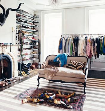 50 cool walk in closet design ideas shelterness - Cool walk in closet ideas ...