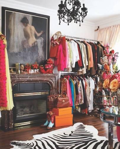 Cool Walk In Closets