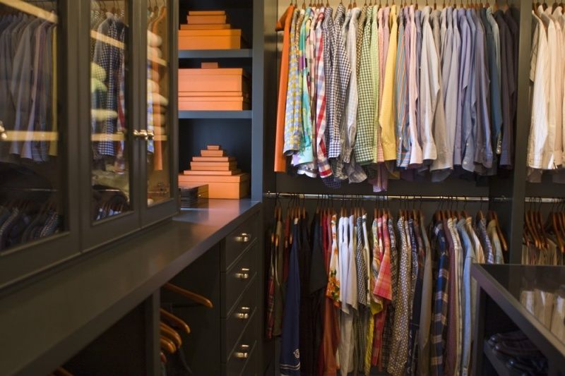 Picture of cool walk in closets - Cool walk in closet ideas ...