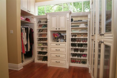 Walk In Closets Pictures 75 cool walk-in closet design ideas - shelterness