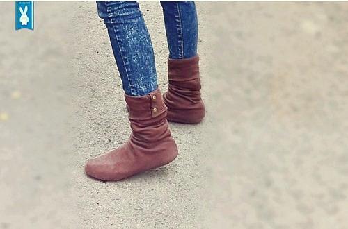 hoodie boots (via littlehouseofrena)