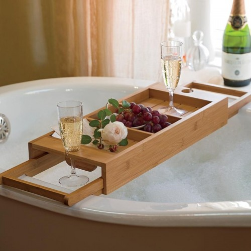Couples Bath Caddy