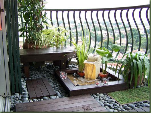 Cozy balconies 5