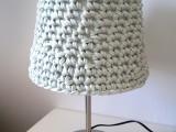 Cozy Diy Crocheted Lampshade