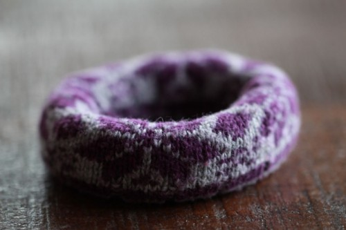 Cozy Diy Winter Sock Bracelet