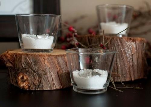 Cozy Winter Mantle Decor Ideas