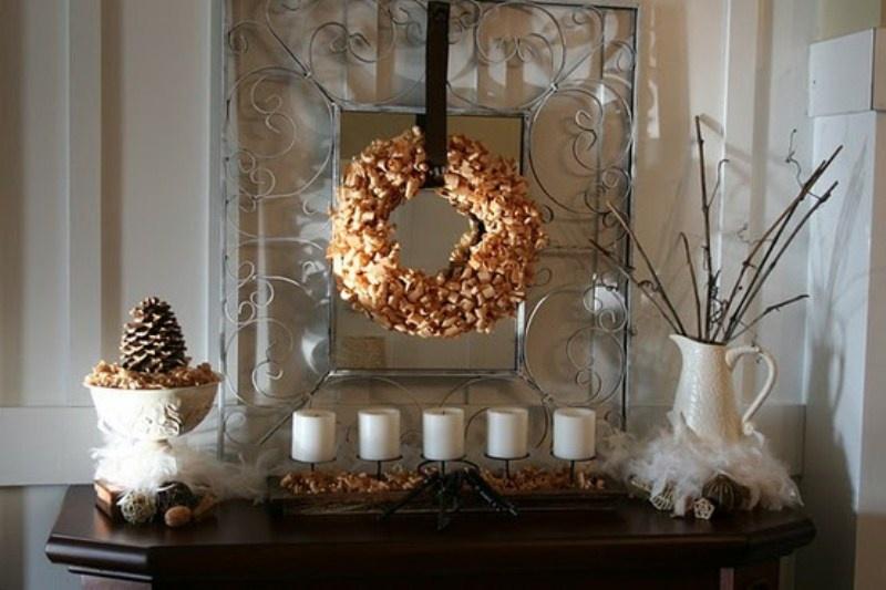 Cozy Winter Mantle Decor Ideas Shelterness