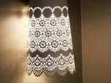 wall lamp of an IKEA planter
