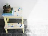 painted stool hack