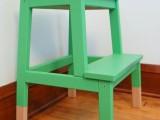 bold stool makeover
