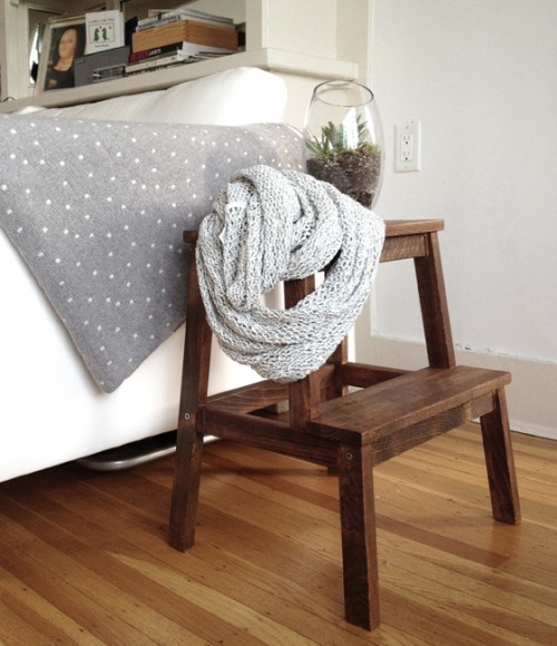 creative and simple diy ikea bekvam stool makeovers shelterness