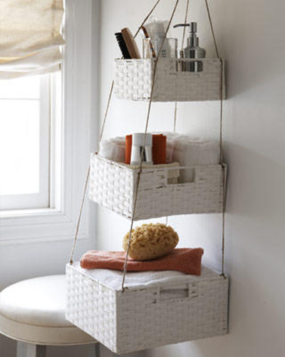 Creative Bathroom Storage Ideas 20 creative bathroom storage ideas - shelterness