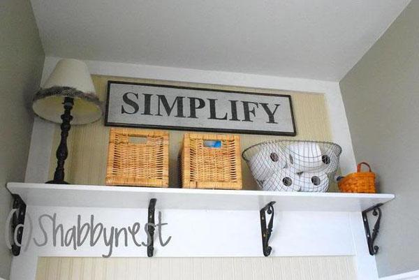 picture of creative bathroom storage ideas. Black Bedroom Furniture Sets. Home Design Ideas