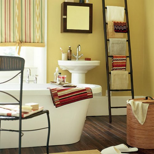 Perfect People Normally Have Tiny Bathrooms, And There Is Not Much Space Present There Hence, People Tend To Not Store Something There It Has Some Cabinets And Drawers Which Are Necessary To Store All The Bathroom Essential Things