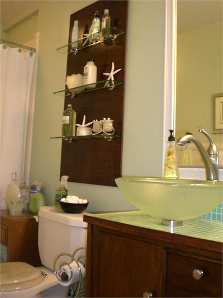 Creative 20 Creative Bathroom Storage Ideas  Shelterness
