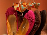 hanging shoes storage