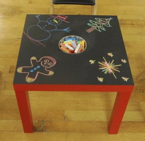 chalk table hack (via daddytypes)