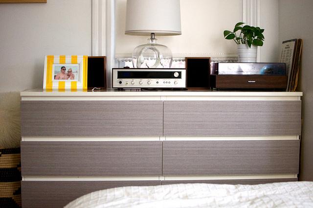 stylish bedroom hack
