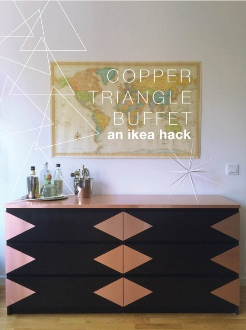 copper triangle hack (via caroleandellie)