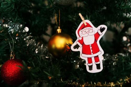 printable Christmas ornaments (via curlymade)