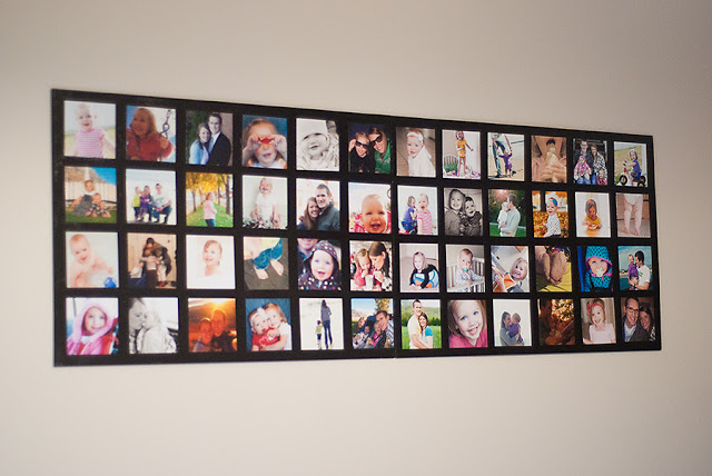 13 Creative DIY Photo Collages For Your Home Décor