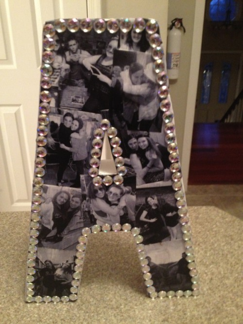 bejeweled photo collage letters (via https:)