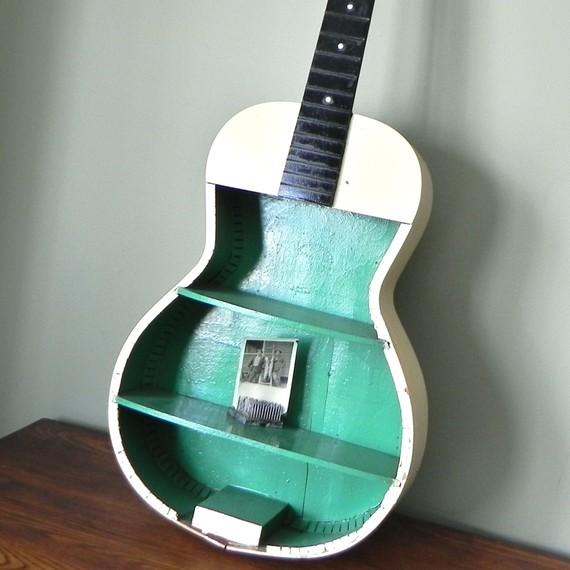 Поделки из гитары