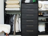 IKEA rast into a wardrobe