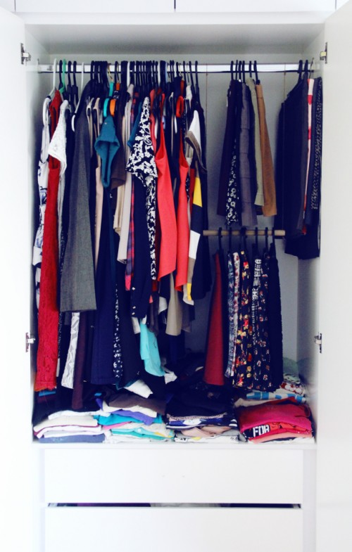 wardrobe space (via fudgeyjoy)