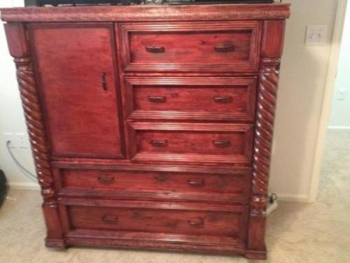 vintage dresser (via ana-white)