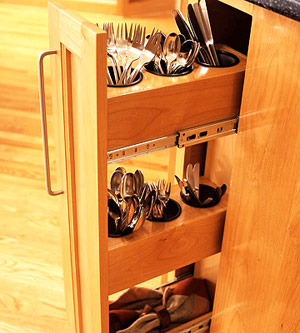 creative kitchen storage ideas - Kitchen Storage Idea