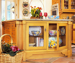 Kitchen on 33 Creative Kitchen Storage Ideas    Photo 31