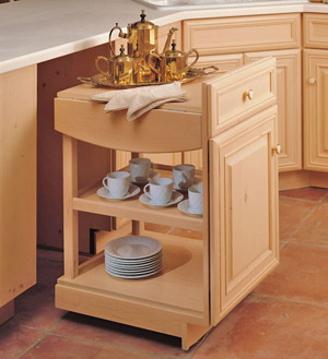 Creative Kitchen Storage Ideas