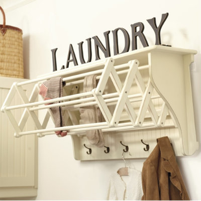 5 Creative Ideas To Dry Laundry Inside