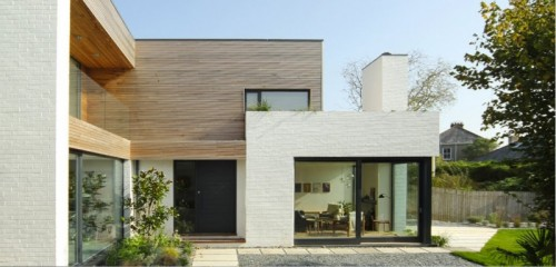 A Nice Modern House With A Creative Interior