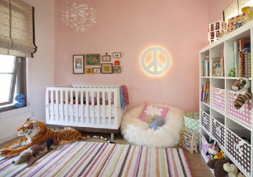 30 Creative Nursery Design Ideas - Shelterness