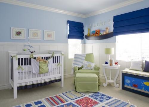 Creative Nursery Designs