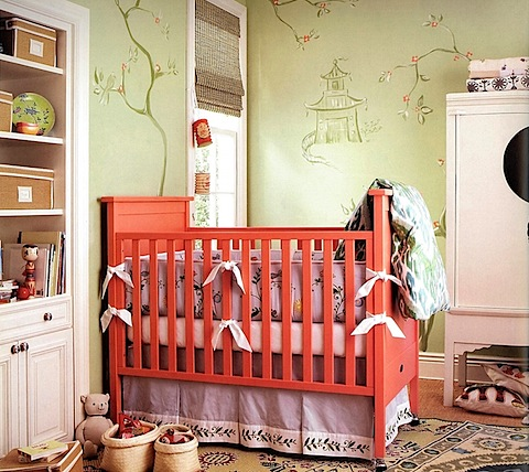 Picture Of Creative Nursery Designs
