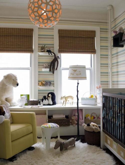 30 Creative Nursery Design Ideas - Shelterness