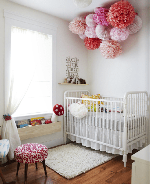20 Extremely Lovely Neutral Nursery Room Decor Ideas That: 30 Creative Nursery Design Ideas