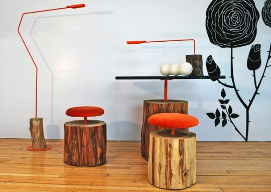 Creative Tree Stump Ideas Shelterness
