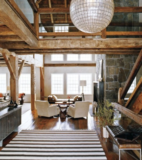 13 Ideas To Use Crystal Ball Chandeliers In Interior Decorating