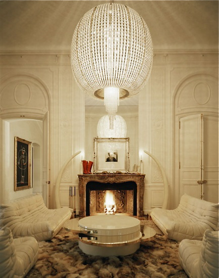 13 ideas to use crystal ball chandeliers in interior decorating shelterness - Sparkling small crystal chandelier designs for any interior room ...