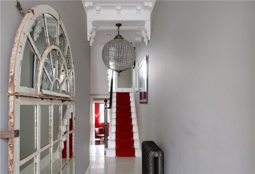 Crystal Ball Chandeliers In Interior Decorating