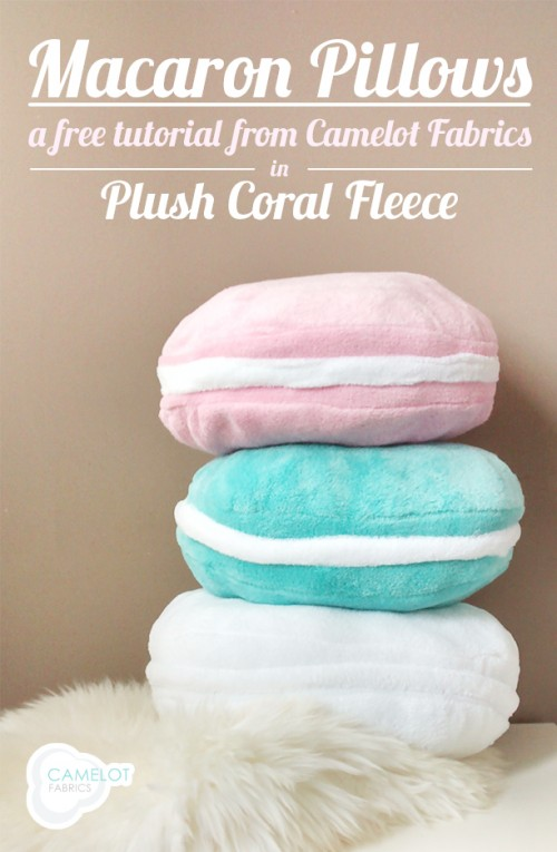 Cute And Colorful Diy Macaron Pillows Shelterness