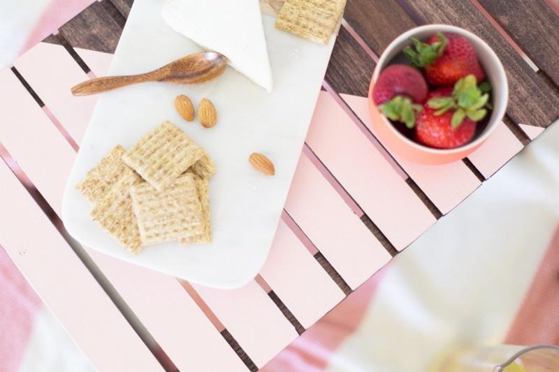 Picture Of cute and pretty diy mini picnic tables  3
