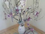 Cute DIY Advent Tree