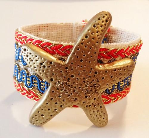 starfish bracelet (via vjuliet)